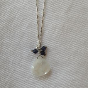 NWT J.Jill Sterling Silver Necklace